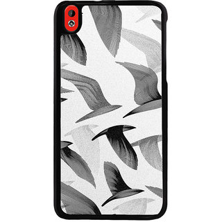 Ayaashii Birds Pattern Back Case Cover for HTC Desire 816::HTC Desire 816 G