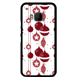 Ayaashii Merry Chirstmas Back Case Cover for HTC One M9::HTC M9::HTC One Hima