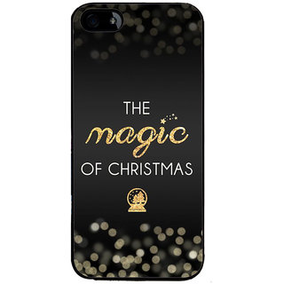 Ayaashii The Magic Of Chirstmas Back Case Cover for Apple iPhone 5::Apple iPhone 5S