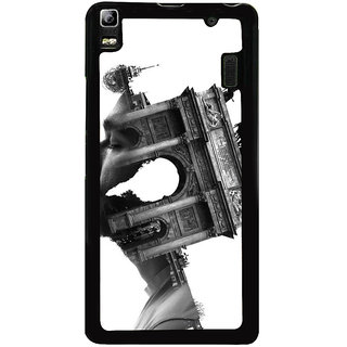 Ayaashii Animated Man Back Case Cover for Lenovo K3 Note