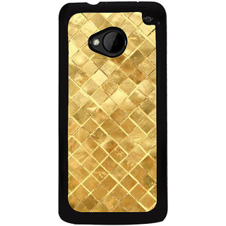 Ayaashii Heart Shape Leafs Back Case Cover for HTC One M7::HTC M7
