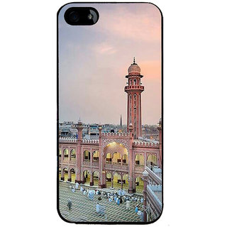 Ayaashii Masjid Beauty Back Case Cover for Apple iPhone 5::Apple iPhone 5S