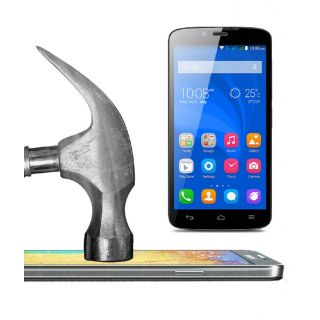 Micromax Canvas Spark2 Q334 TEMPERED GLASS WITH OTG CABLE
