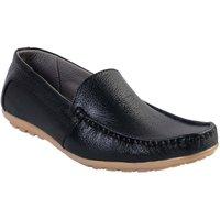 Skylark Men Black Loafers - 102710675