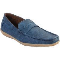 Skylark Men Blue Loafers - 102711472