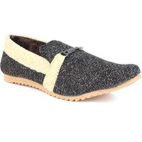Skylark Men Black Loafers - 102710795
