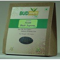 Assam Black Supreme Tea - 100 Gm Loose