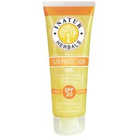 Inatur Herbals Sun Protection Gel Spf 20