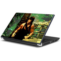 Sylvester Stallone From Rambo Laptop Skin By Artifa (LS0026)