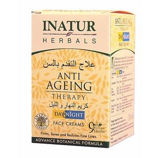 Inatur Anti-Ageing Therapy (Day & Night Cream)