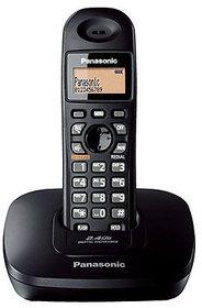 Panasonic Single Line 2.4GHz KX-TG3611SXB Digital Cordless Telephone