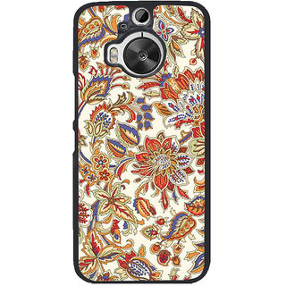 Ayaashii Androyed Eyes Back Case Cover for HTC One M9+::HTC One M9 Plus