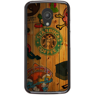 Ayaashii Animated Owl Back Case Cover for Meizu M2 Note::Meizu Blue Charm Note2::Meizu Note2