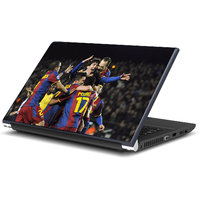Lionel Messi Of FC Barcelona Laptop Skin By Artifa (LS0177)