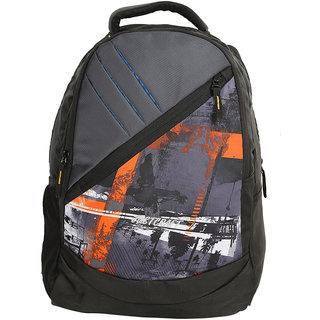 Justcraft Orange Water Resistant Backpacks