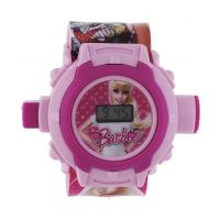 Barbie 24 Images Projector Watch Cool Gift For Your Kid  Combo Of Two