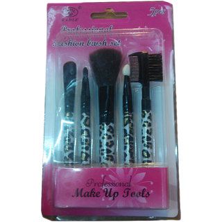 Set Of 5 Make-Up Brushes
