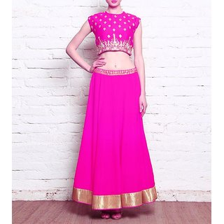 Style Amaze Presents Designer Lehenga Choli Without Dupatta
