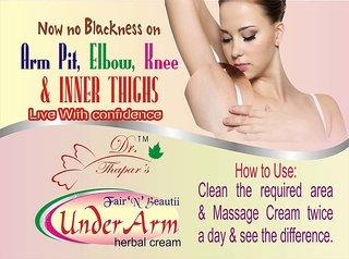 Under Arm Cream By Dr. Thapar