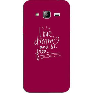 True 3D Printed Designer Back Case Cover for Samsung J7 (SMSGJ7-C04)