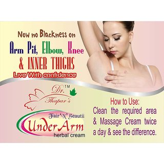 Under Arm Cream By Dr. Thapar