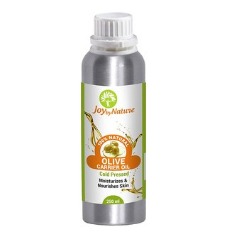 Joybynature Natural Olive Carrier Oil 250Ml