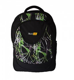 Skyline Laptop Backpack-Office Bag/Casual Unisex Laptop Bag-With Warranty -Green