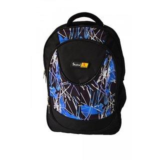 Skyline Laptop Backpack-Office Bag/Casual Unisex Laptop Bag-With Warranty -908 Blue