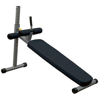 Karrfit Adjustable Abdominal Bench