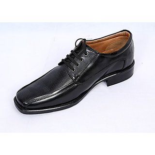 Valentino Dashing Black Men's Formal Shoes