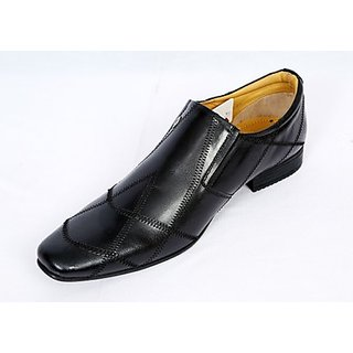 Valentino Showy Black Men's Formal Shoes