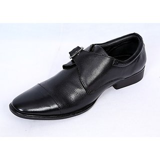 Valentino Dressy Black Men's Formal Shoes