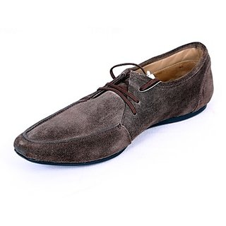 Valentino In Vogue Brown Men's Casual Shoes