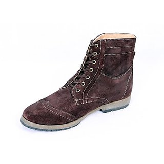 Valentino Trendy Brown Men's Boots
