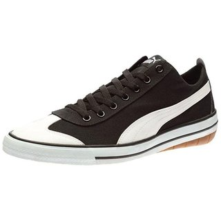 Buy Puma Men Black Lace-up Casual Shoes Online   ₹3299 from ShopClues c45efbd96f0