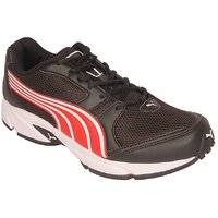 Puma Strilke II DP Men's Black Lace-up Sport Shoes
