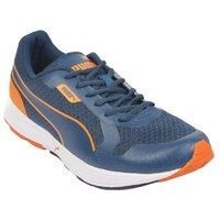 Puma Future Runner DP Men's Blue Lace-up Sport Shoes