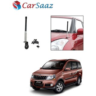 Carsaaz bonnet VIP show antenna Black for Mahindra Xylo