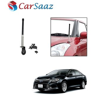 Carsaaz bonnet VIP show antenna Black for Toyota Camry