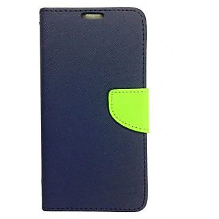 Infocus M350 Mercury Flip Cover By Sami - Blue