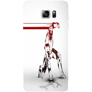 Samsung Galaxy Note5 Printed back cover