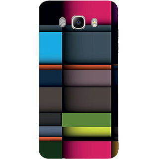 Samsung Galaxy J7 (2016) Printed back cover
