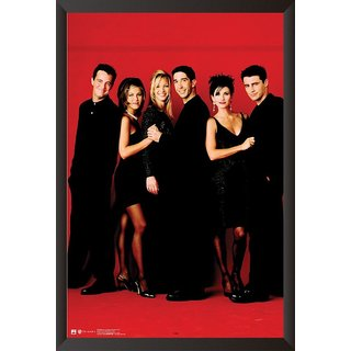 Hungover F.R.I.E.N.D.S. Special Paper Poster