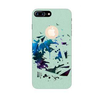 Unique Print Back Cover For Apple Iphone 7 Plus