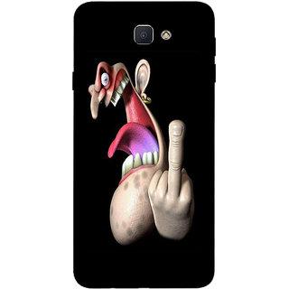 Samsung Galaxy J7 Prime Printed back cover