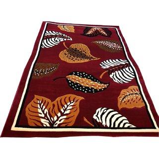 Imran Carpets Prested by Synthetic Multicolor Home made Designer Carpet Alikanta-6x9-9