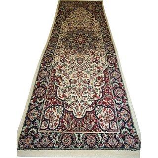 Imran Carpets Prested by Synthetic Multicolor Home made Designer Carpet Alikanta-P2x6-5