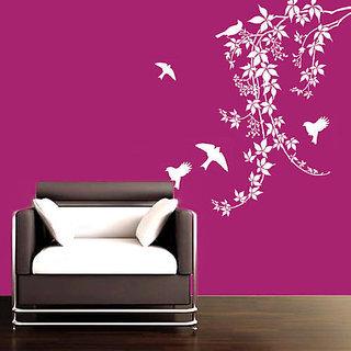 Chirpy Birds Wall Sticker