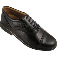 Action Synergy Men's P231 Black Formal Shoes