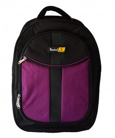 Skyline Laptop Backpack-Office Bag/Casual Unisex Laptop Bag-With Warranty -910 Pink